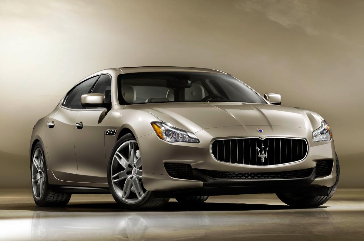 Maserati Quattroporte, fot.: Maserati