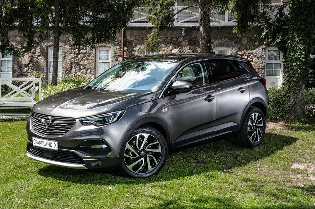 zdjęcie Opel Grandland X