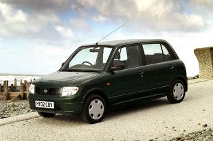 Daihatsu Cuore V (1999 - 2003) Hatchback