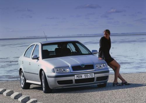Fot. Skoda: Najchętniej kupowanym samochodem z silnikiem diesla w tym roku jest Skoda Octavia I.