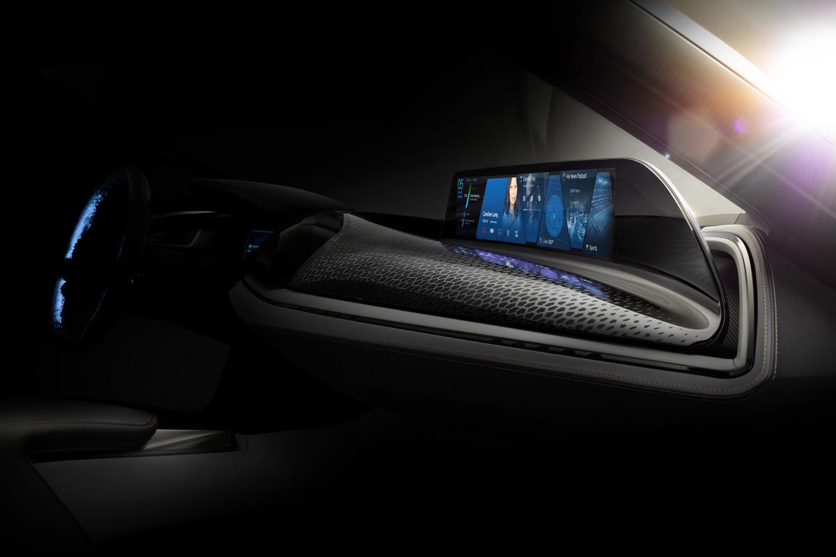 BMW Vision Car Concept / Fot. BMW