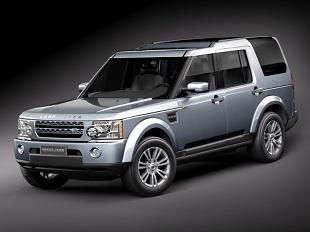 Land Rover Discovery IV (2009 - teraz) SUV