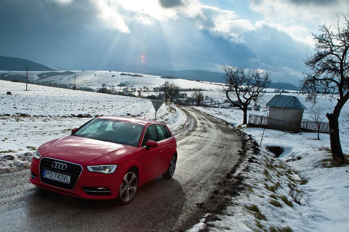 Audi A3 Sportback, Fot: Audi