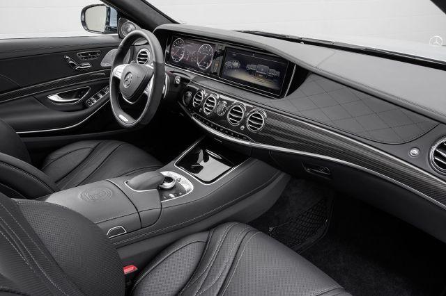 zdjęcie Mercedes-Benz S 63 AMG