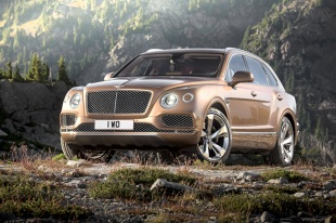 Bentley Bentayga / Fot. Bentley