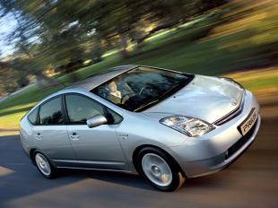 Używana Toyota Prius II (2003 – 2009)