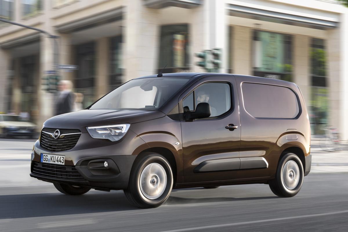 Opel Combo Cargo. Nowe auto użytkowe od 69 550 zł
