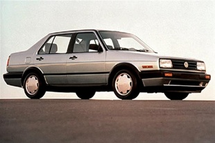 Volkswagen Jetta II (1984 - 1992) Sedan
