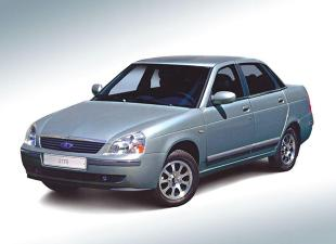 Lada Priora (2007 - teraz) Sedan [2170]