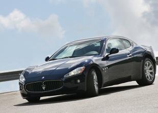 Maserati GranTurismo (2007 - teraz) Coupe