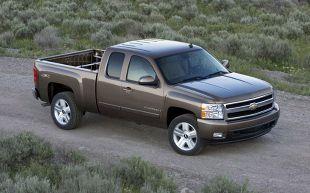 Chevrolet Silverado II (GMT900) (2007 - 2013) Pickup