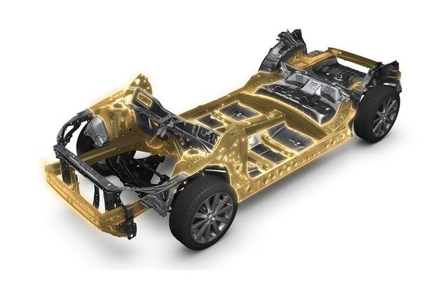 Subaru Global Platform / Fot. Subaru