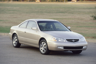 Acura CL II (2001 - 2003) Coupe