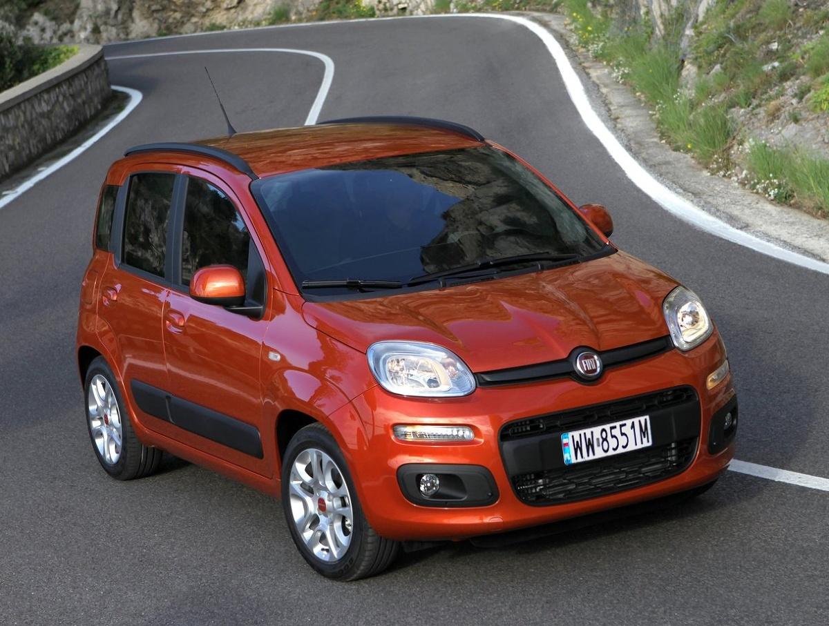 Fiat Panda, Fot: Fiat
