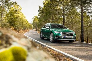 Audi SQ5. Diesel z elektryczną sprężarką