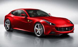 Ferrari FF (2011 - teraz) Coupe