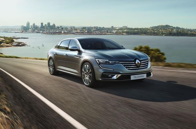 Zmodernizowany Reanult Talisman zostanie wprowadzony do oferty w czerwcu 2020 roku. Fot. Renault