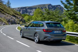 BMW Serii 3 Touring. Kombi w ofercie