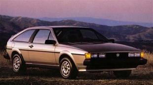 Volkswagen Scirocco II (1982 - 1992) Coupe
