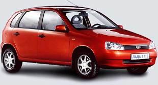Lada Kalina (2004 - teraz) Hatchback [1119]