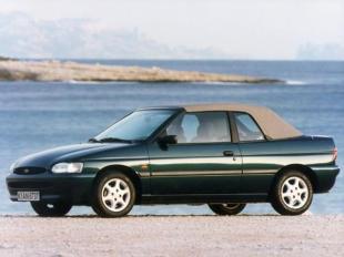 Ford Escort VI (1995 - 2000) Kabriolet