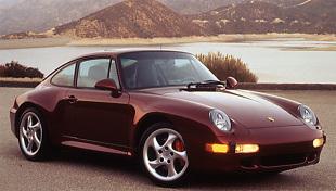 Porsche 911 993 (1993 - 1998) Coupe