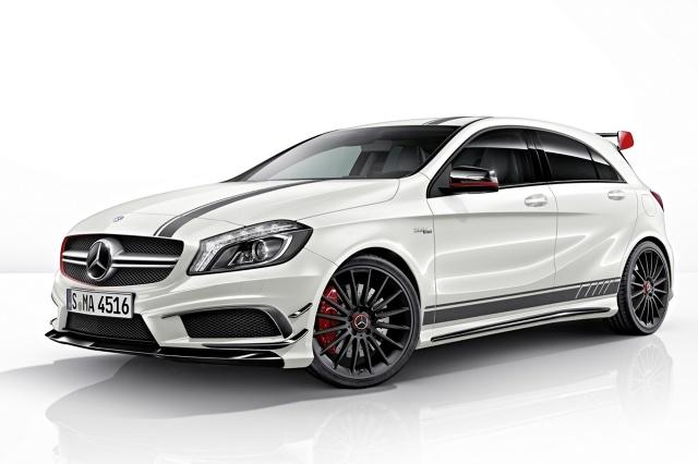 zdjęcie Mercedes-Benz A45 AMG Edition 1