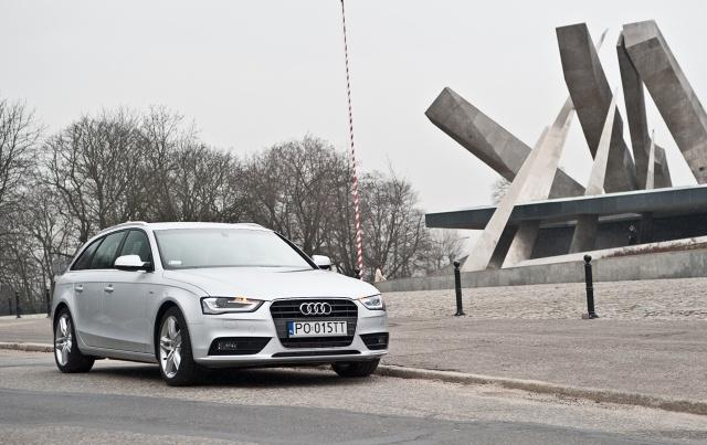 zdjęcie Audi A4 Avant