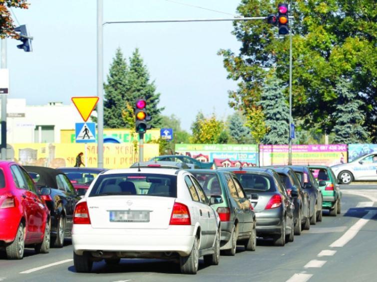 Utrudnienia na podkarpackich odcinkach dróg krajowych (21.09)