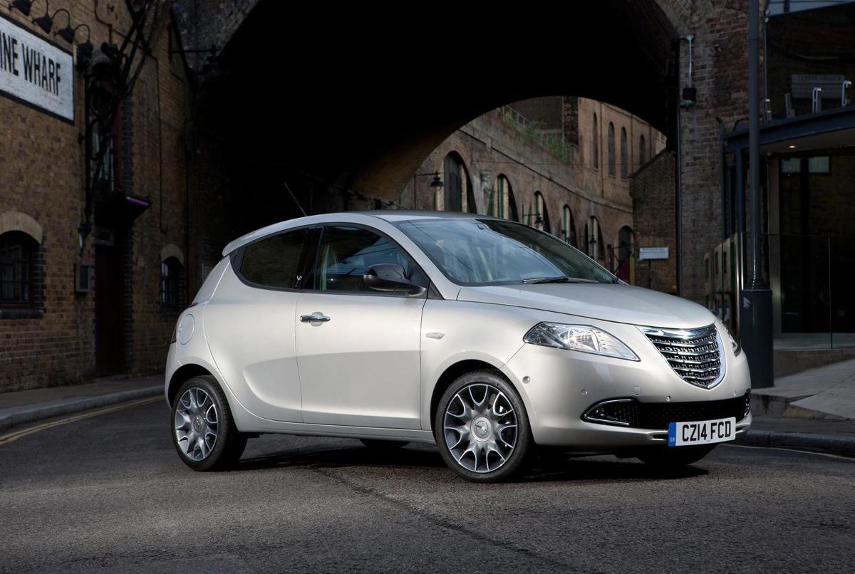 Chrysler Ypsilon / Fot. Chrysler