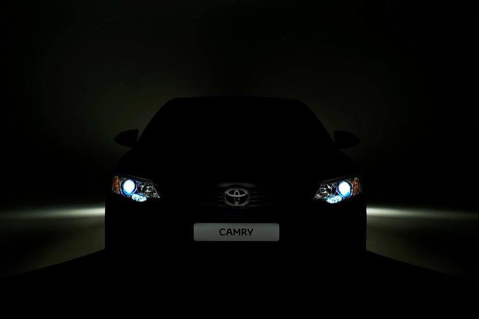 Toyota Camry / Fot. Toyota