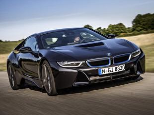 BMW i8 I (2014 - teraz)
