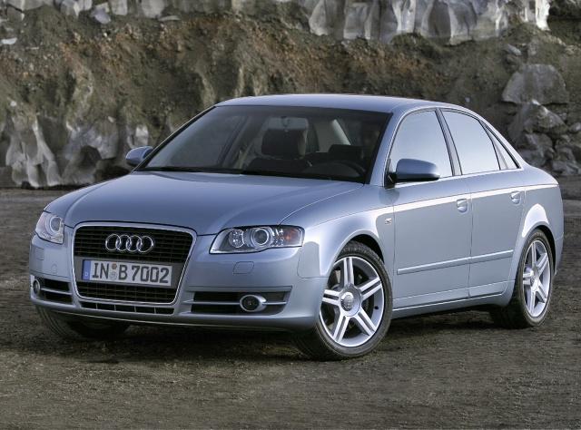 zdjęcie Audi A4