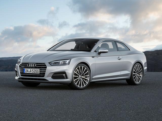 Audi A5  Za podstawową wersję wyposażenia i benzynowy silnik 1.4 TFSI o mocy 150 KM trzeba będzie zapłacić 159 900 z  Fot. Audi