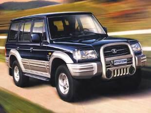Hyundai Galloper (1991 - 2003) Terenowy