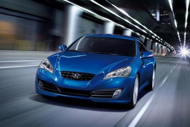Hyundai Genesis Coupe - sportowa propozycja z Korei, sprawdź ceny