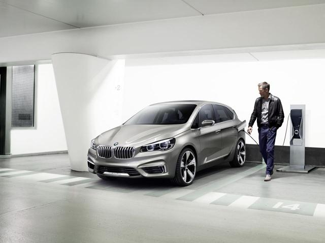zdjęcie BMW Concept Active Tourer