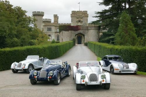 Fot. Morgan: Brytyjska firma Morgan ma już 90 lat.
