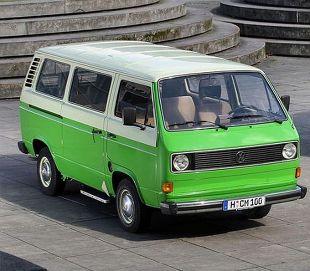 Volkswagen Transporter T3 (1979 - 1992) Furgon