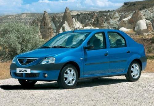 Fot.Renault: Dacia Logan to pojazd przeznaczony dla mniej zamożnego nabywcy. Niska cena wynika z obniżenia kosztów produkcji, prostych rozwiązań technicznych i użycia masowo stosowanych w innych modelach podzespołów (np. silniki).