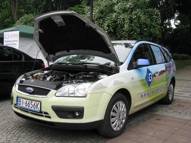 Trwają Porannego Targi Motoryzacyjne w Białymstoku
