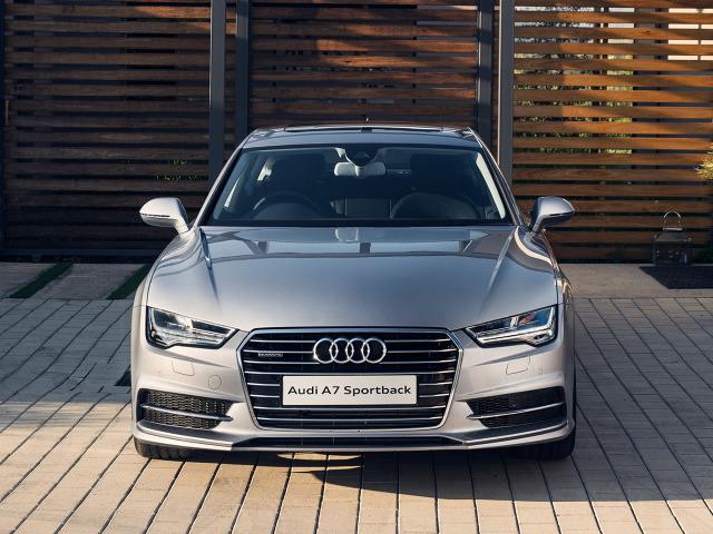 zdjęcie Audi A7 Sportback