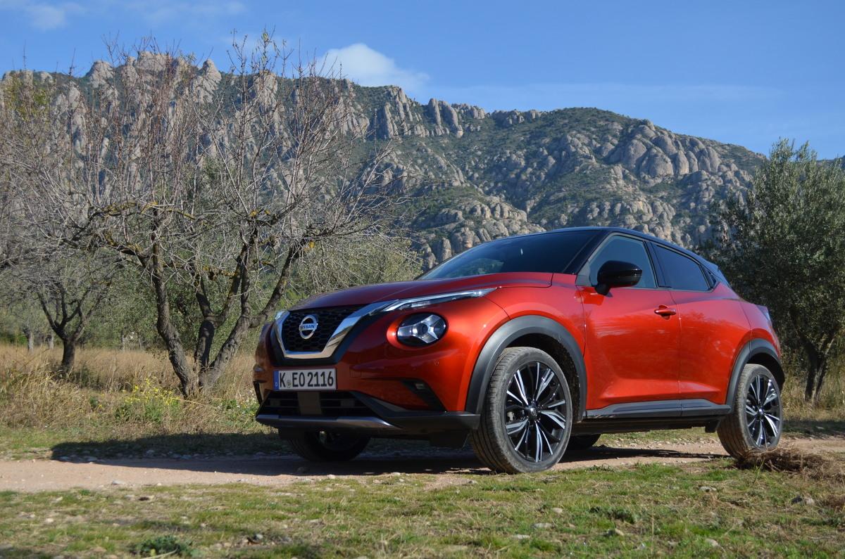 Nissan Juke wcale się nie zmienił. Nowa jest tylko płyta podłogowa, układ napędowy i nadwozie.   Fot. Michał Kij