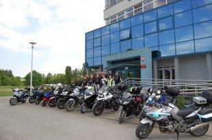 Bezpieczeństwo. Co policja radzi motocyklistom?