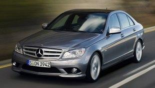 Mercedes-Benz Klasa C W204 (2007 - 2014) Sedan