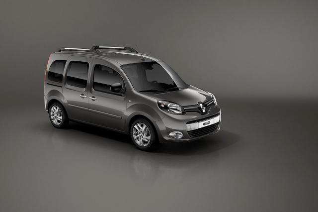 zdjęcie Renault Kangoo