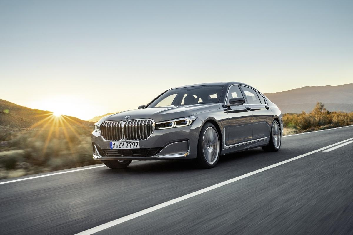 BMW serii 7 L. Fot. BMW
