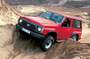 Nissan Patrol III (1980 - 1989) Terenowy