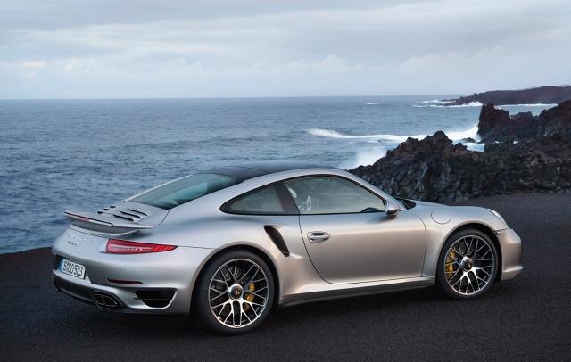 zdjęcie Porsche 911 Turbo S