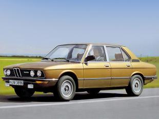 BMW SERIA 5 I (E17) (1972 - 1981) Sedan [E17]